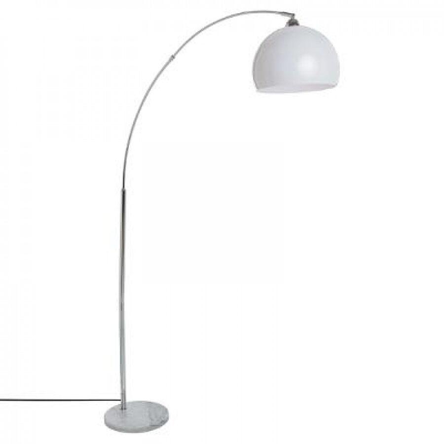 Grīdas lampa Bumba h179, balta
