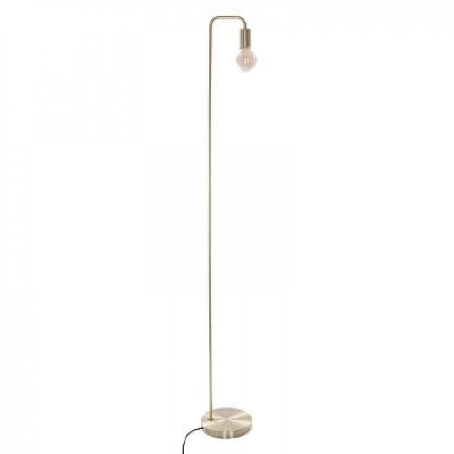 Metāla grīdas lampa Keli 5 krāsas
