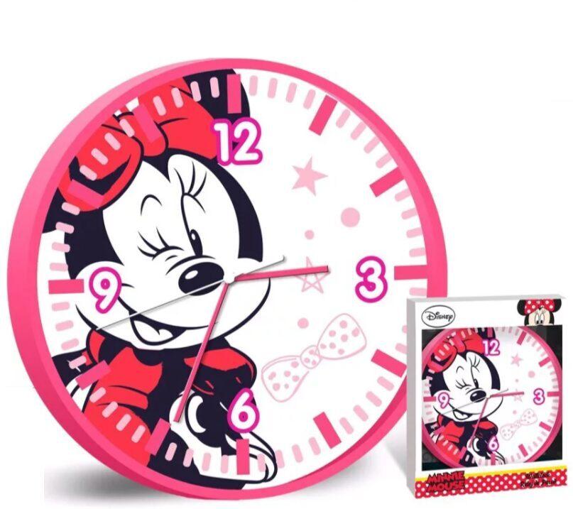 Sienas pulkstenis Minnie 25cm