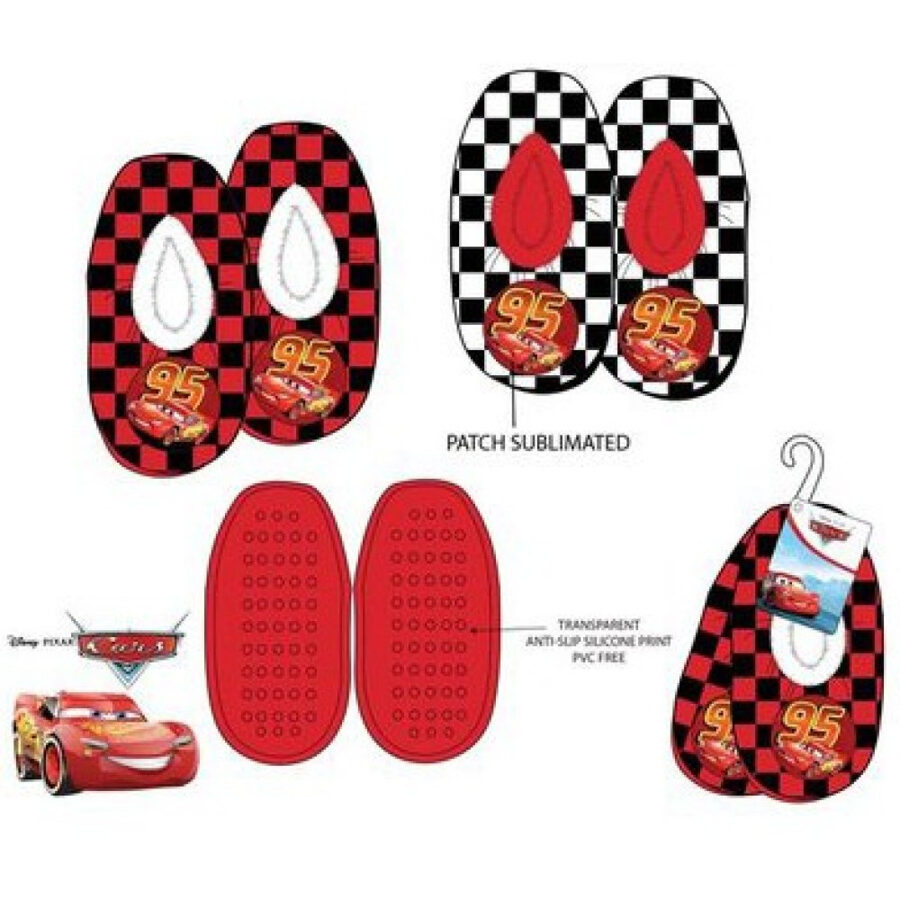 Bērnu čības Disney Cars 25-32