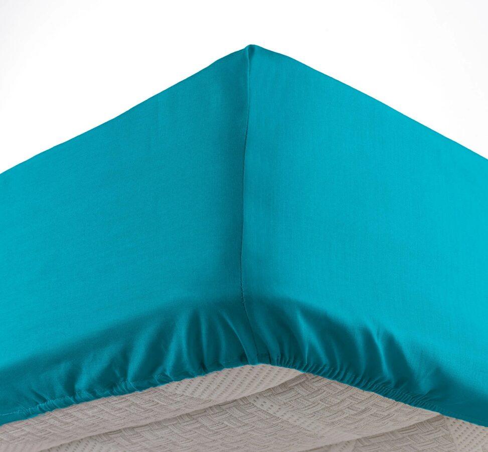 Kokvilnas palags 3 izmēri 6 krāsas