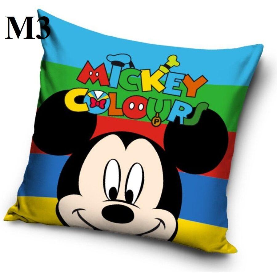 Mickey Mouse, 40x40, 4 dizaini