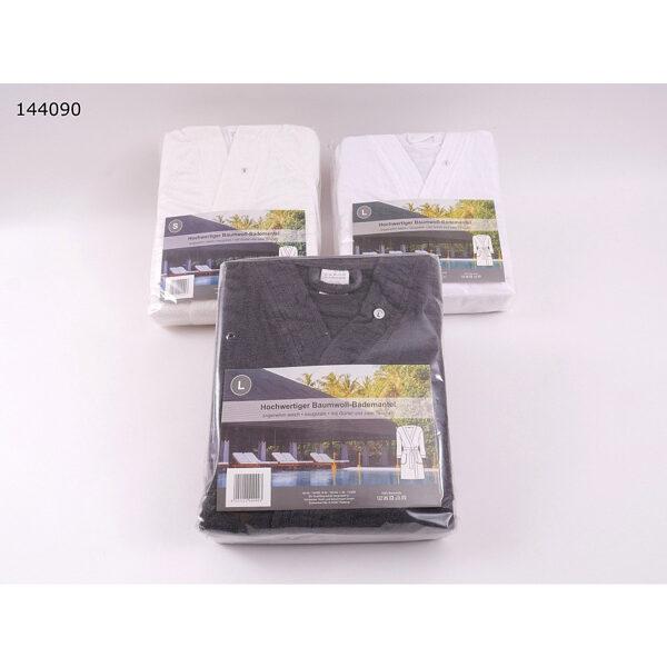 Kokvilnas halāts S-XL 2 krāsas