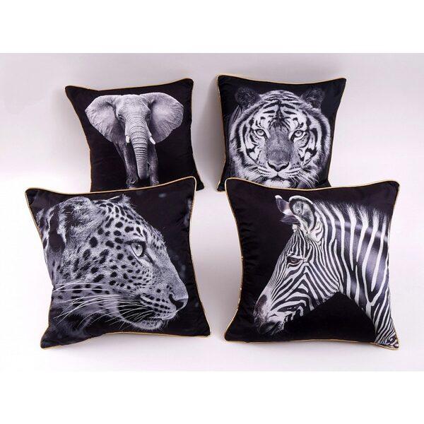 Africa - Dekoratīvais spilvens, 45x45