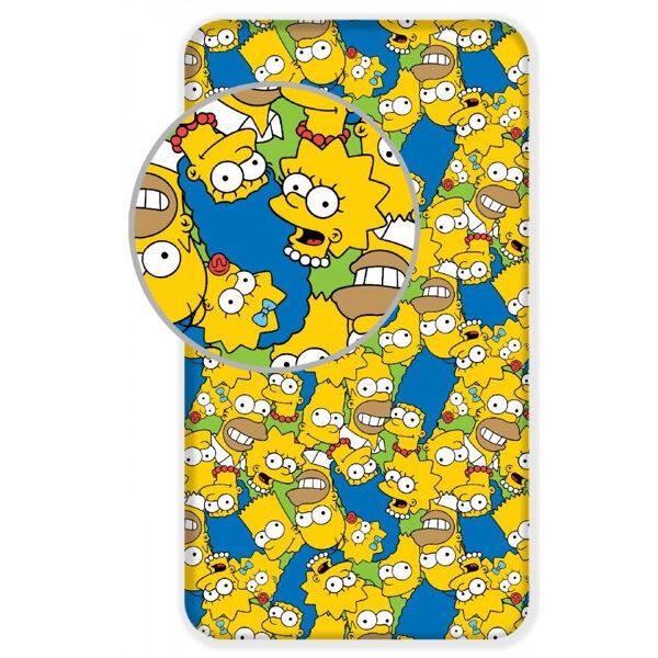 Simpsoni, 90x200
