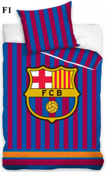 FC Barcelona 140x200 dizaini 4 dizaini