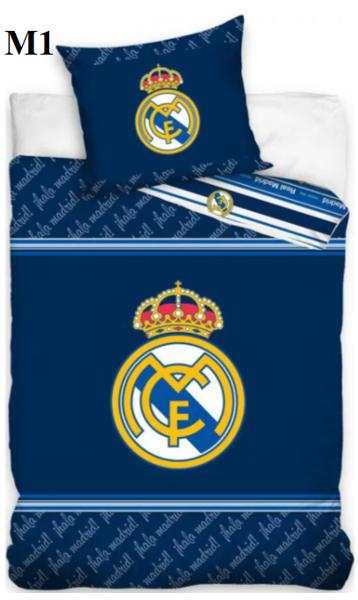 Real Madrid 140x200 4 dizaini
